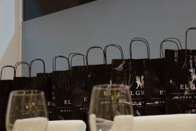 Cena maridaje Bodegas EL GRIFO