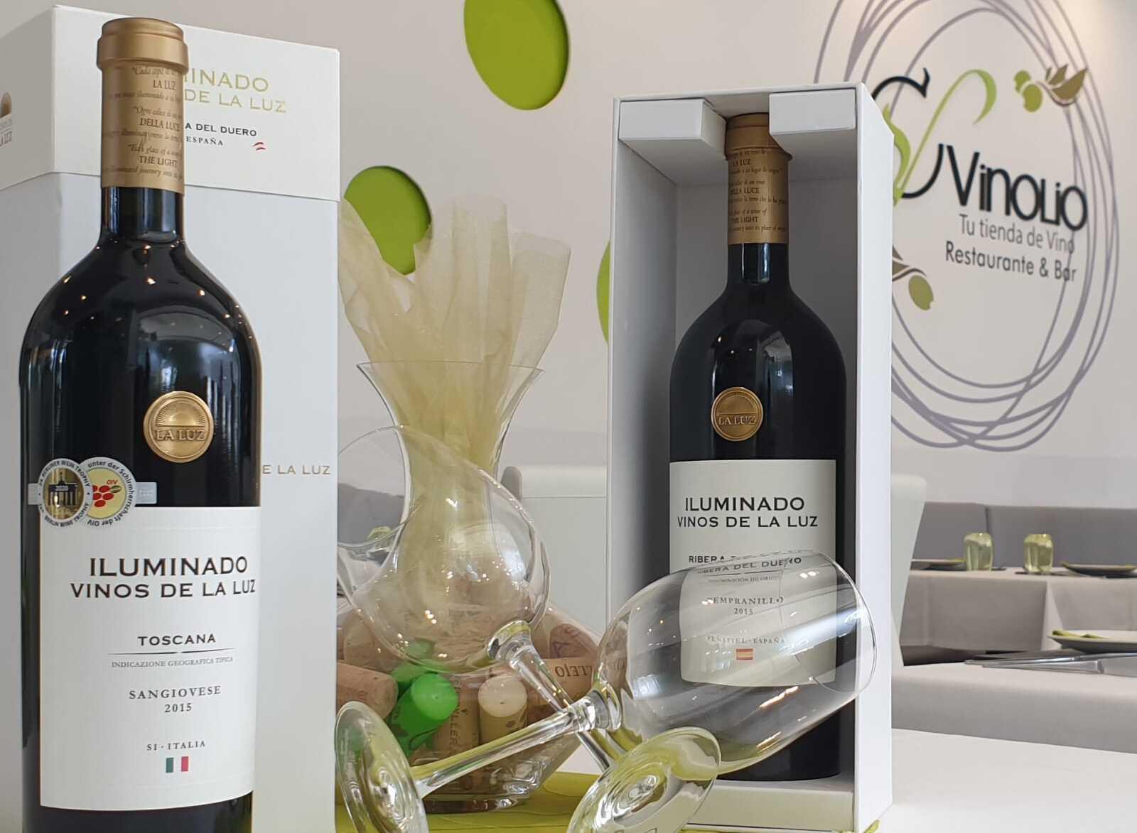 Carta de vinos tintos